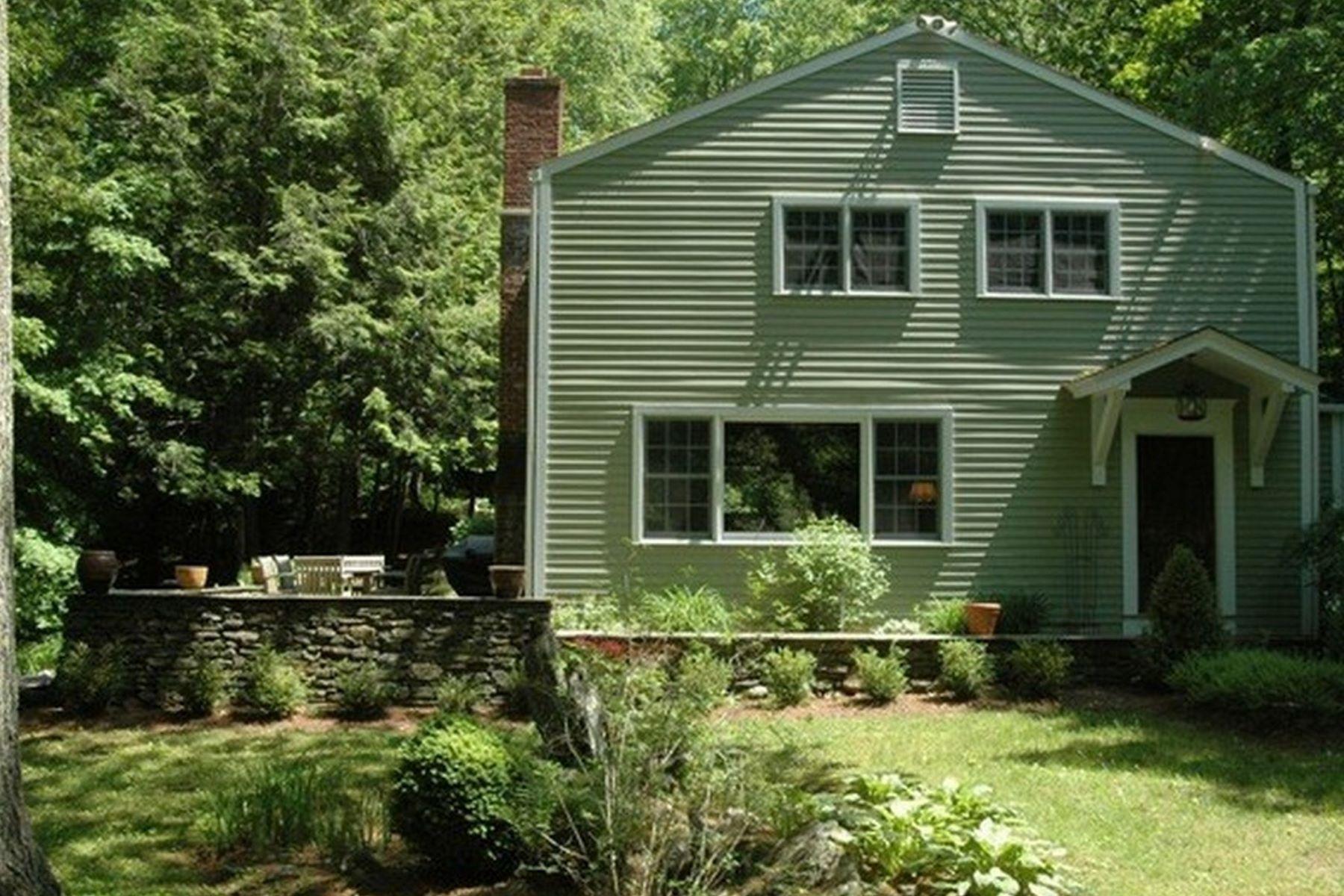 Maison unifamiliale pour l à louer à Beautiful Appointed Country Home 108 Wykeham Road, Washington, Connecticut, 06793 États-Unis
