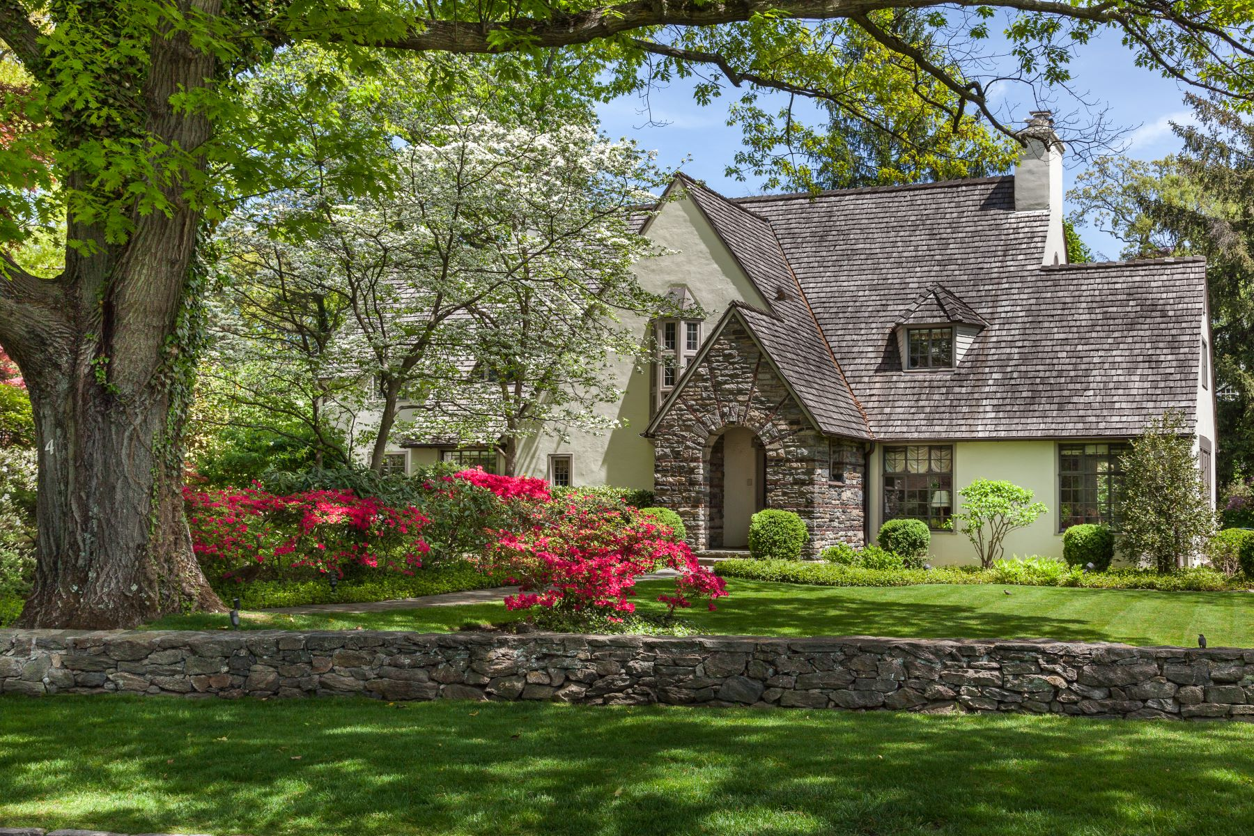 Single Family Homes for Sale at Welcome To 4 The High Road 4 The High Road Bronxville, New York 10708 United States