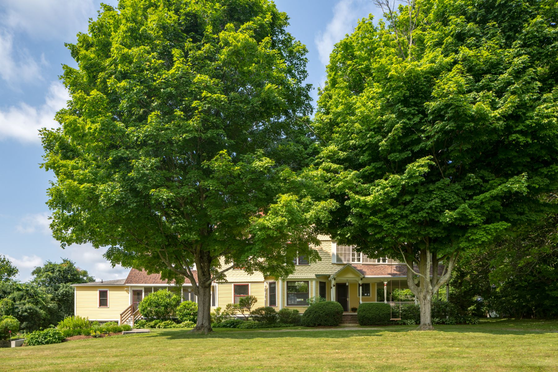 Single Family Home for Active at Extraordinary Country Compound in Sought-after Location 35 & 35a Baldwin Hill East West -- Egremont, Massachusetts 01230 United States