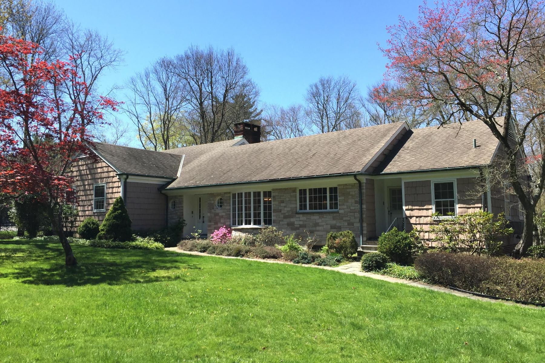 Single Family Home for Sale at Rare Opportunity 397 Middlesex Road, Darien, Connecticut, 06820 United States