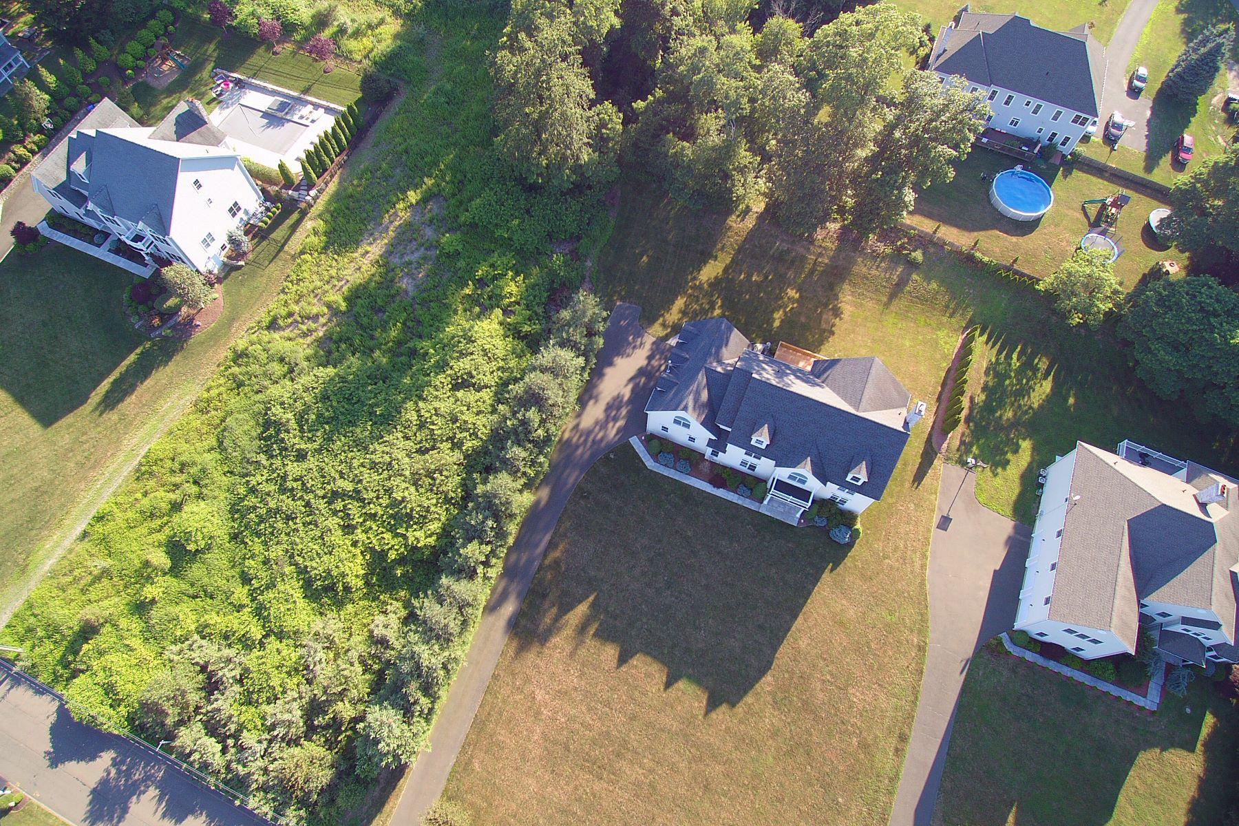 Land voor Verkoop op Last Lot in Desirable Jenny Ridge 63 Topaz Lane, Trumbull, Connecticut 06611 Verenigde Staten