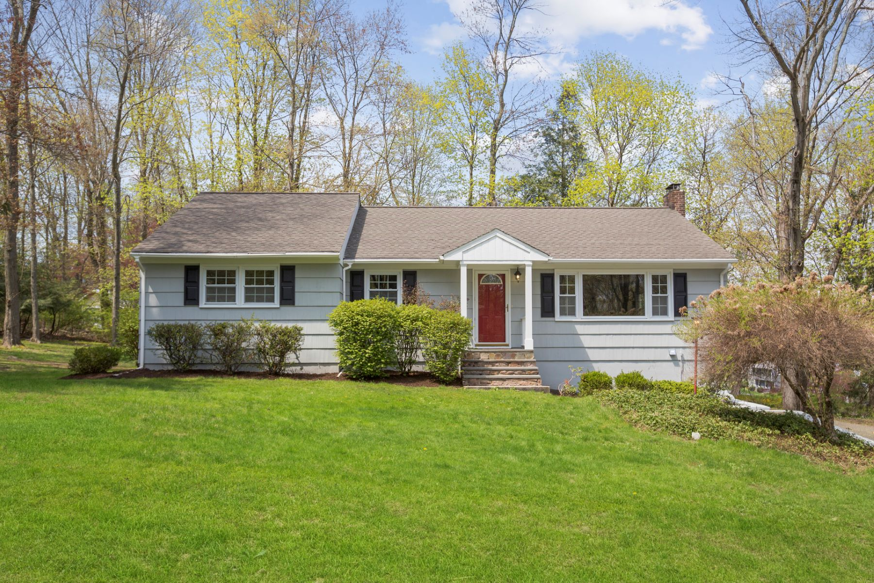 Single Family Home for Rent at Completely Updated Ranch 58 Split Level Road Ridgefield, Connecticut 06877 United States