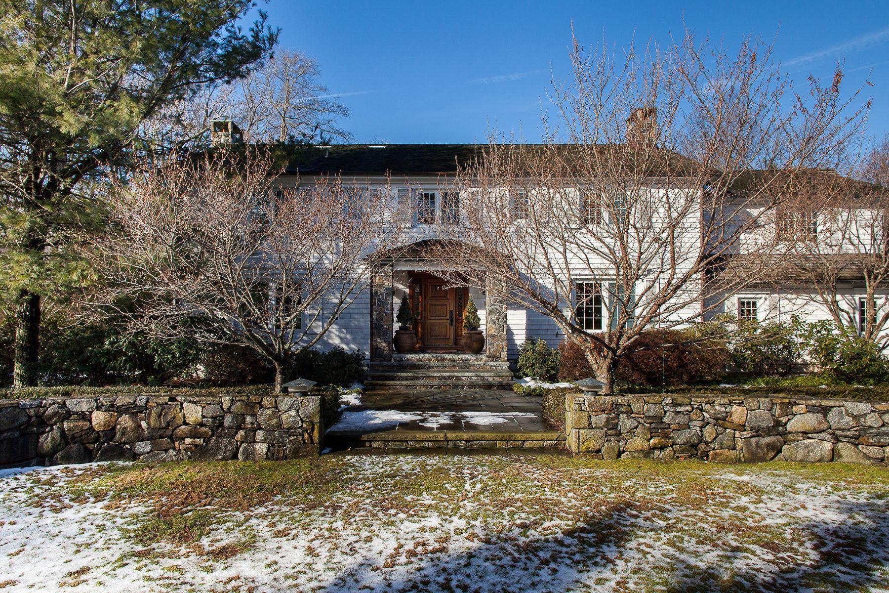 Nhà ở một gia đình vì Bán tại 950 Forest Avenue Rye, New York, 10580 Hoa Kỳ