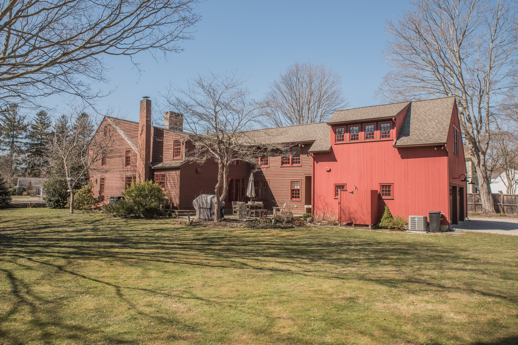 Single Family Home for Sale at The Rev. Thomas Buckingham House c.1671 412 Main St Old Saybrook, Connecticut, 06475 United States