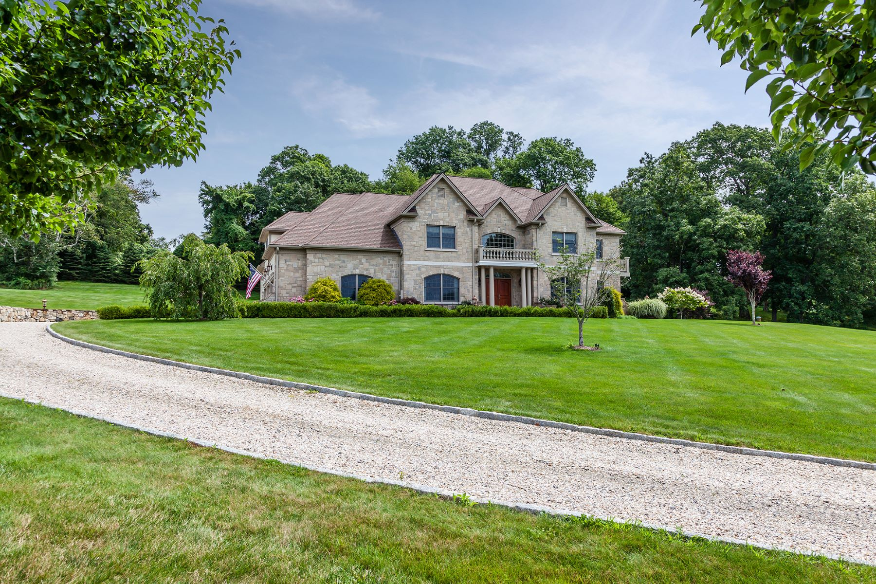 Eensgezinswoning voor Verkoop een t Luxurious Residence on 6 Acres 22 Carriage Lane Litchfield, Connecticut 06759 Verenigde Staten
