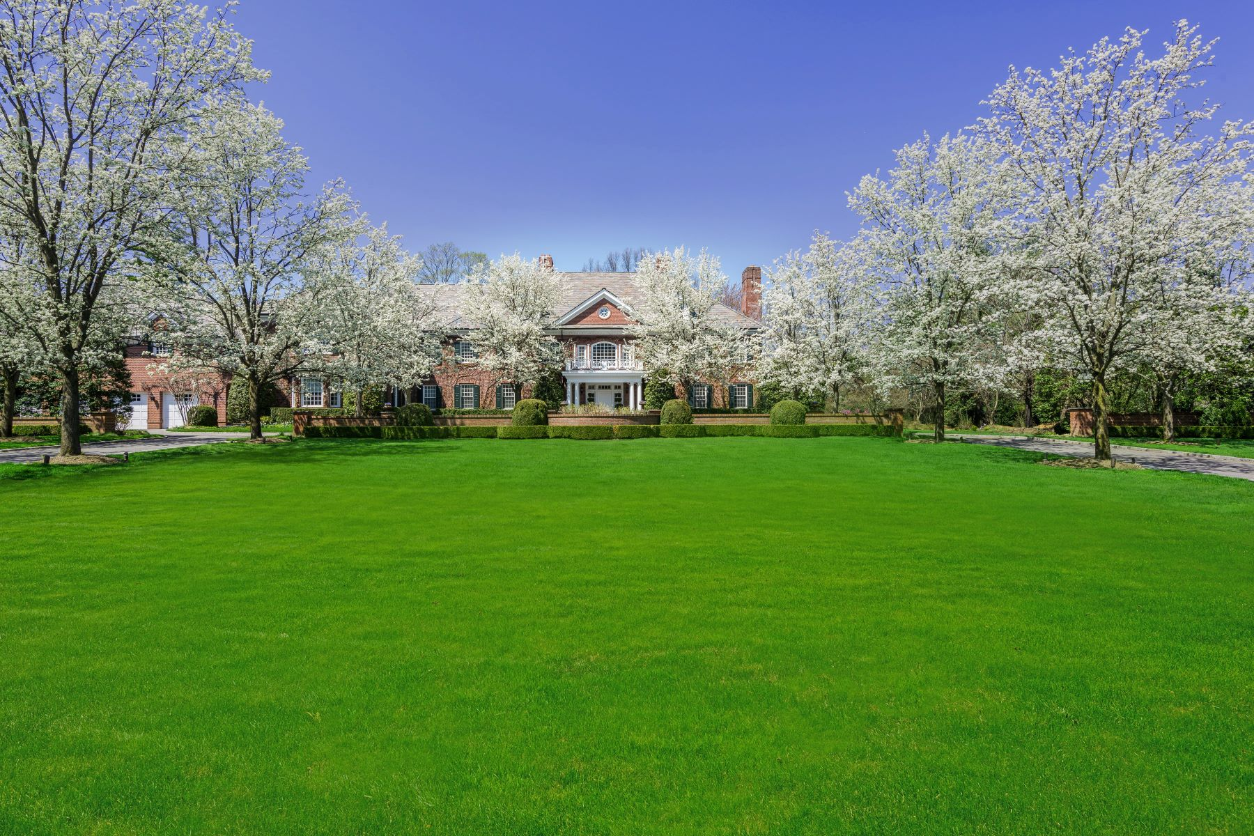 Single Family Homes por un Venta en 5 Stoneleigh Manor Lane Purchase, Nueva York 10577 Estados Unidos