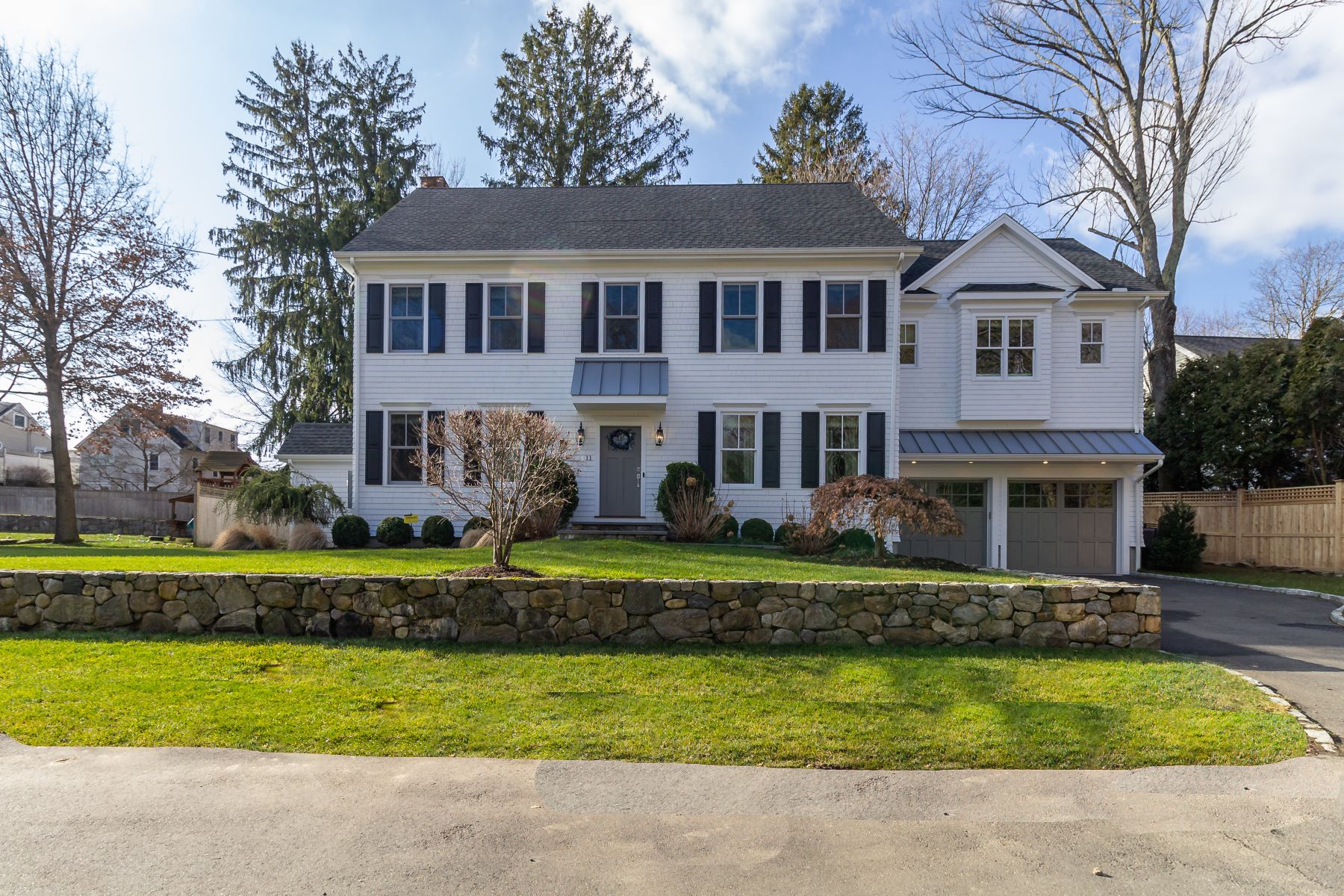 Single Family Homes for Active at Charming Colonial in Desirable Greens Farms! 11 Kirock Place Westport, Connecticut 06880 United States