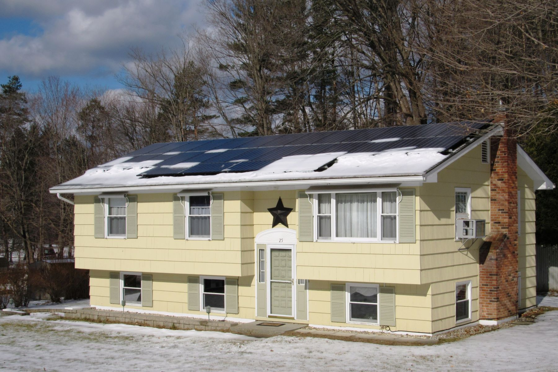 Single Family Home for Sale at Home With New Solar Panels 25 Pine Ridge Dr Lee, Massachusetts 01238 United States