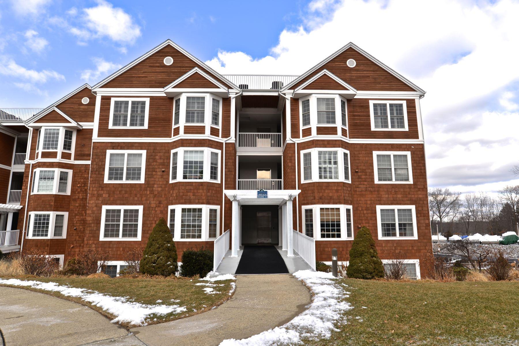 Maison unifamiliale pour l Vente à Crystal Bay 10 Hayestown Road 39-40 Danbury, Connecticut 06811 États-Unis