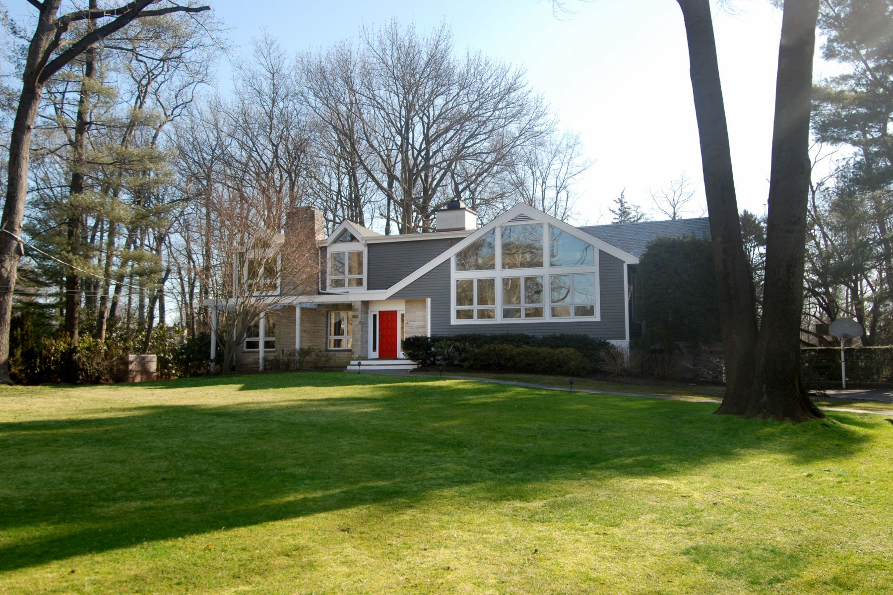 Casa Unifamiliar por un Alquiler en 940 Greacen Point Road 940 Greacen Point Road Mamaroneck, Nueva York 10543 Estados Unidos