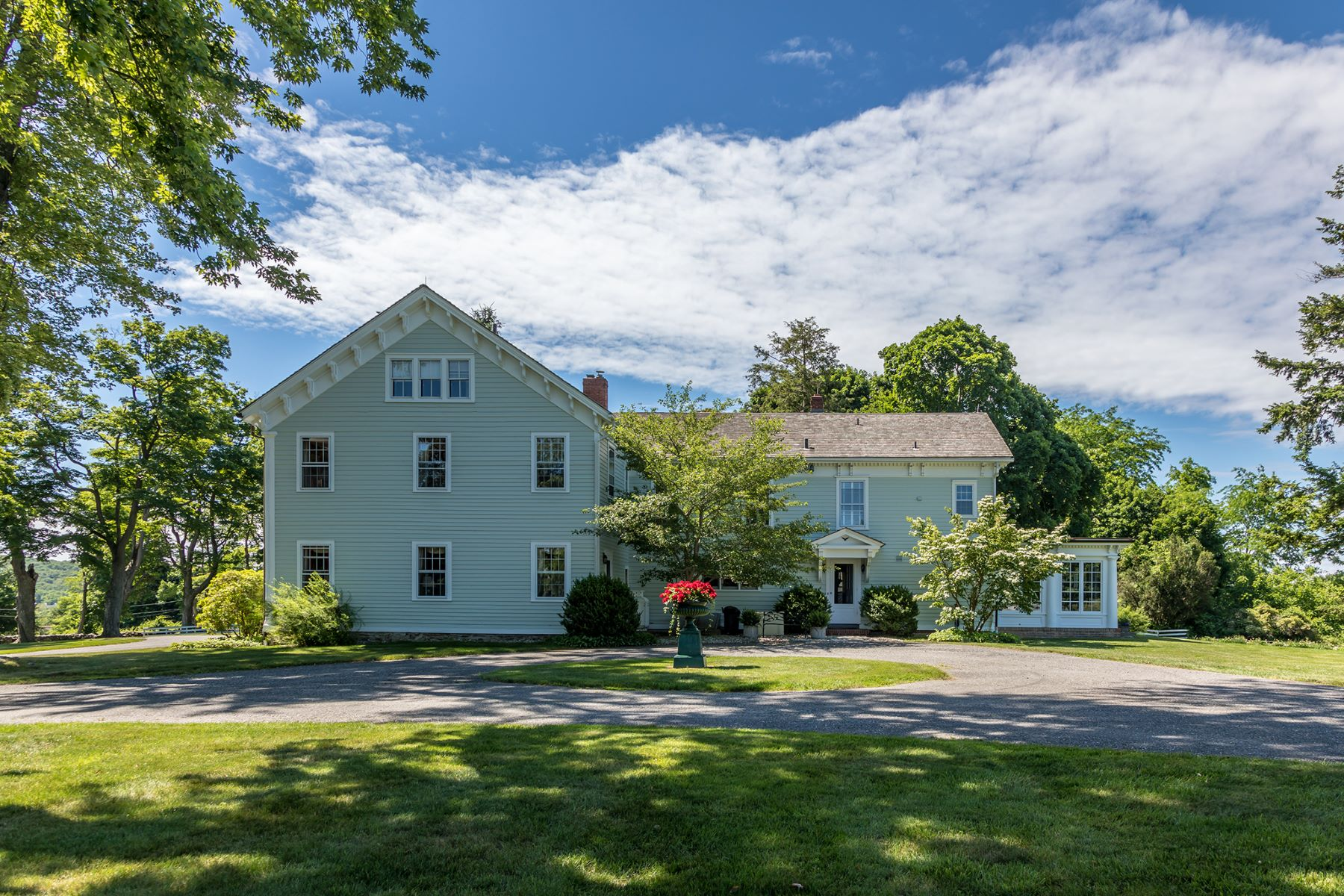 Single Family Homes for Sale at High Meadows Farm 687 Old Quaker Hill Road Pawling, New York 12564 United States