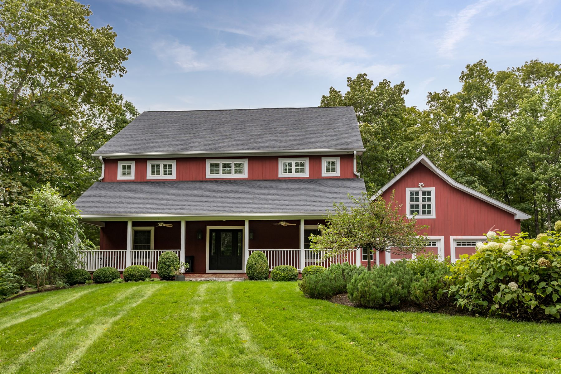 single family homes for Sale at Outstanding Farmhouse Style Home 50 South Road, Kent, Connecticut 06757 United States