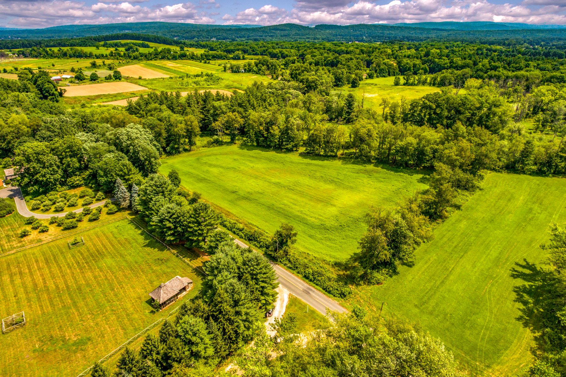 Land for Sale at Pristine Berkshire Meadows Rannapo Rd Sheffield, Massachusetts 01257 United States