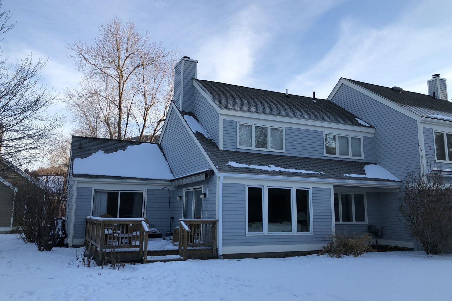 Condominium for Rent at Contemporary Condo 87 Canaan Road 3E Salisbury, Connecticut 06068 United States