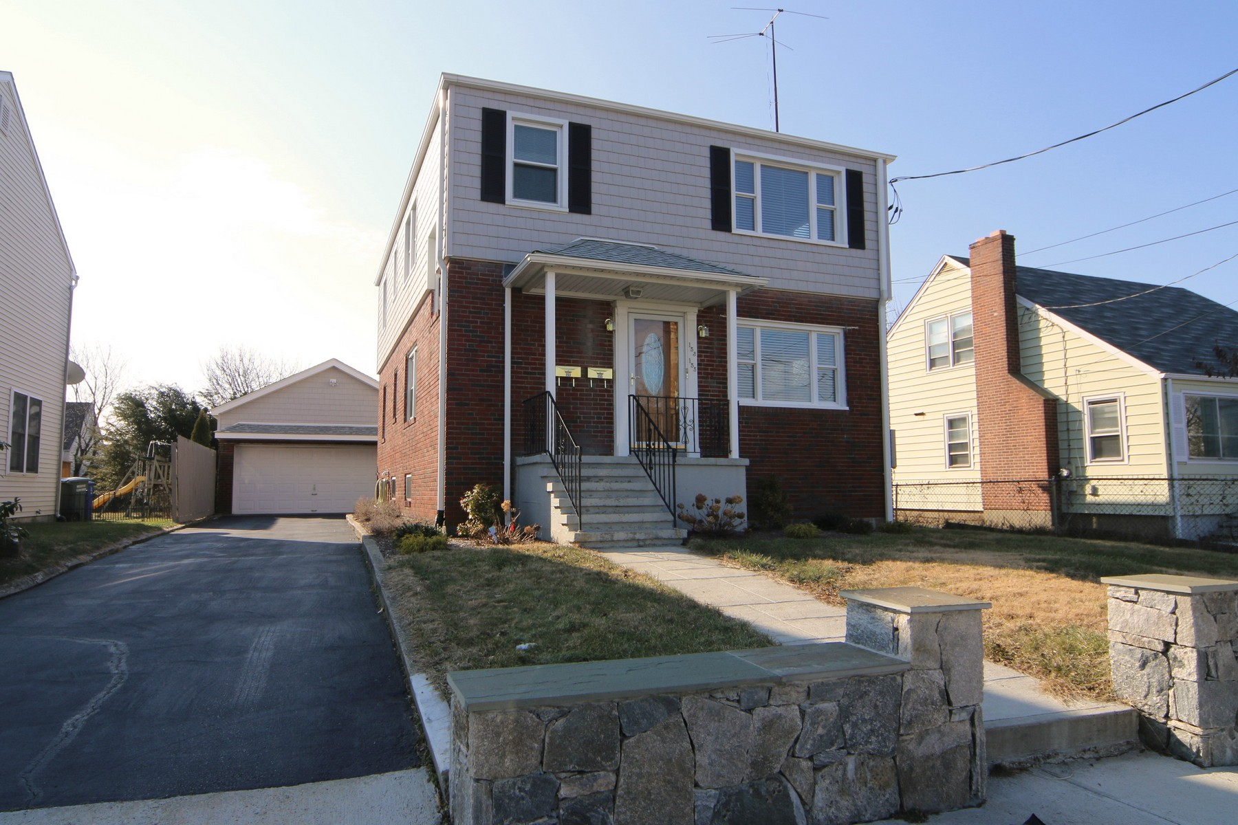 Single Family Home for Rent at Completely Remodeled Two Bedroom Apartment in Black Rock 153 King Street Bridgeport, Connecticut 06605 United States