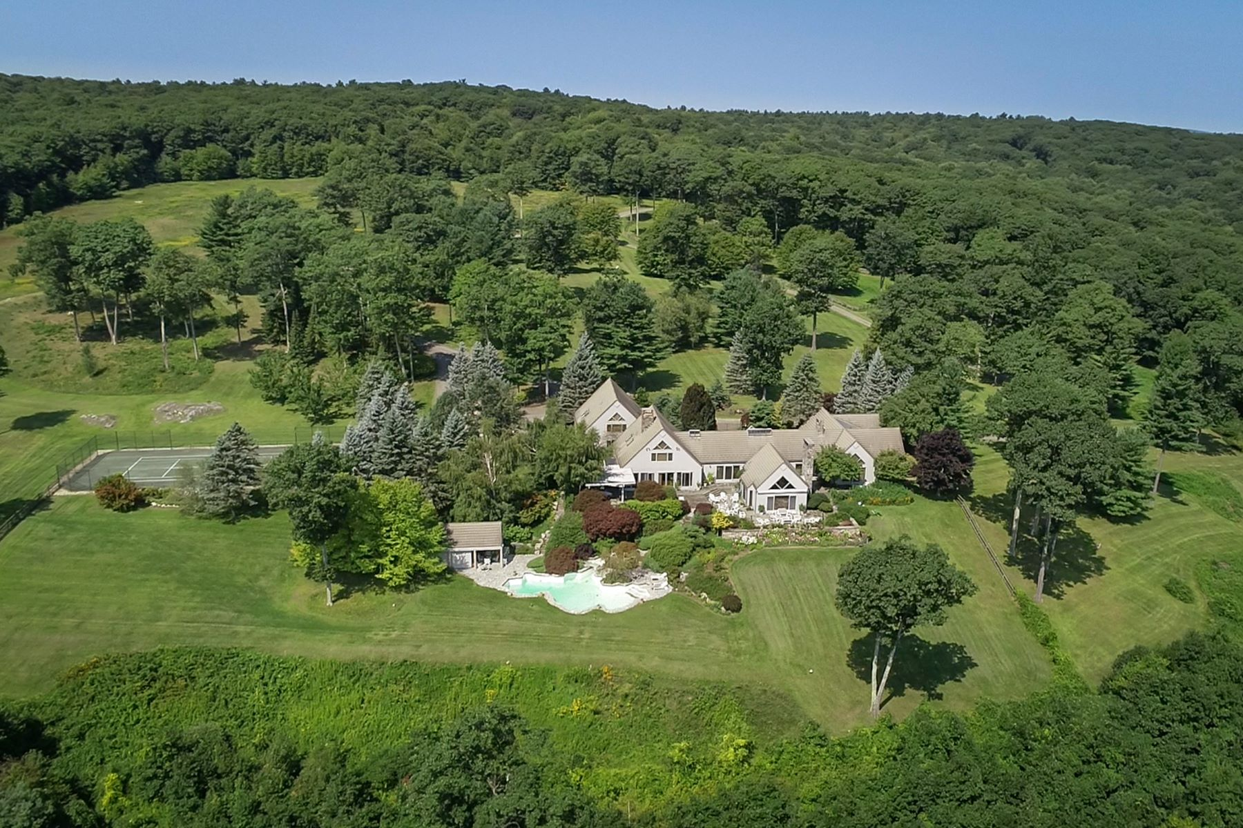 Single Family Home for Active at Berkshire Masterpiece Egremont, Massachusetts 01230 United States