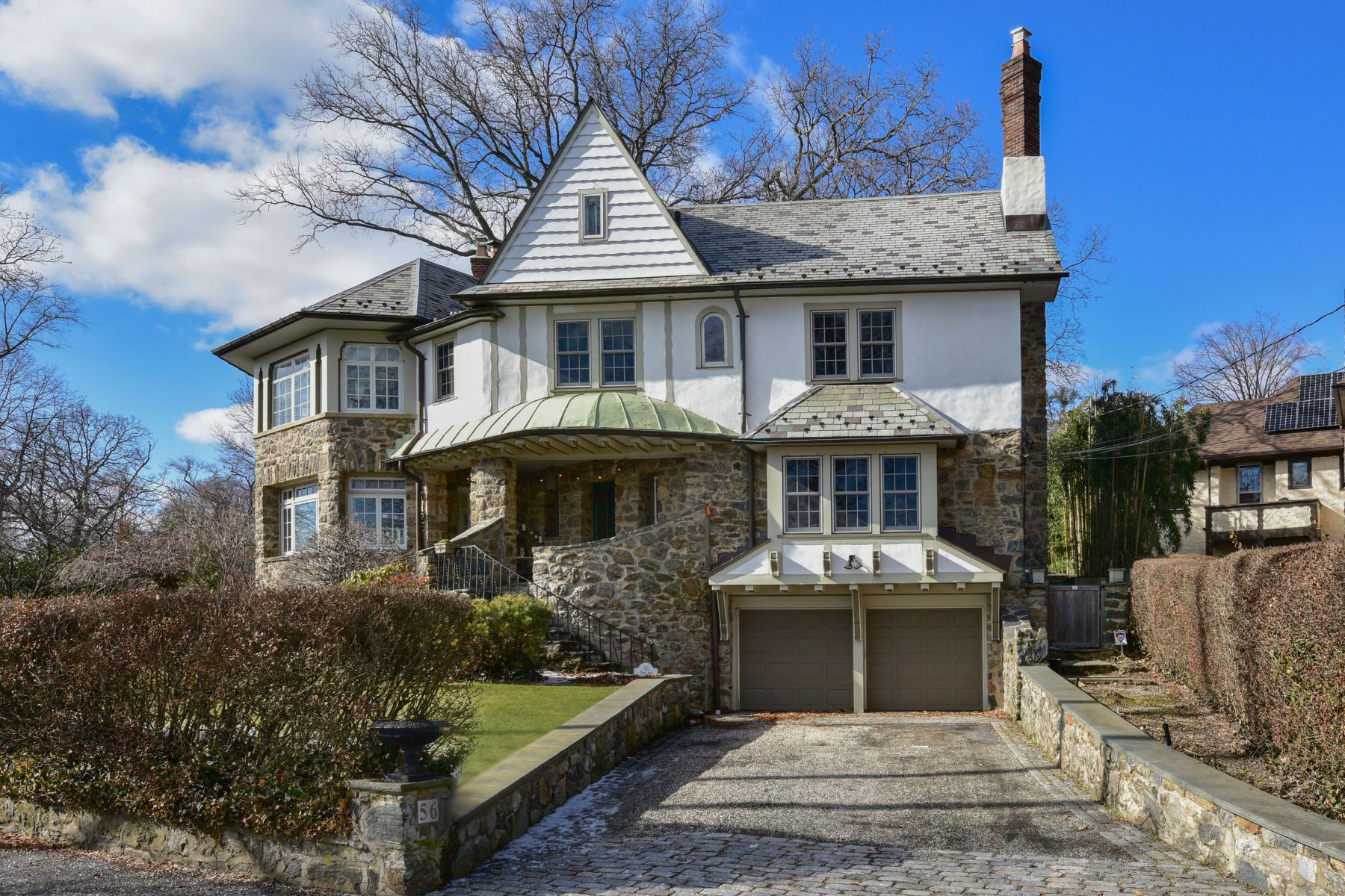 Single Family Home for Sale at Enchanting Waterviews on Manor Park 56 Park Avenue, Larchmont, New York, 10538 United States