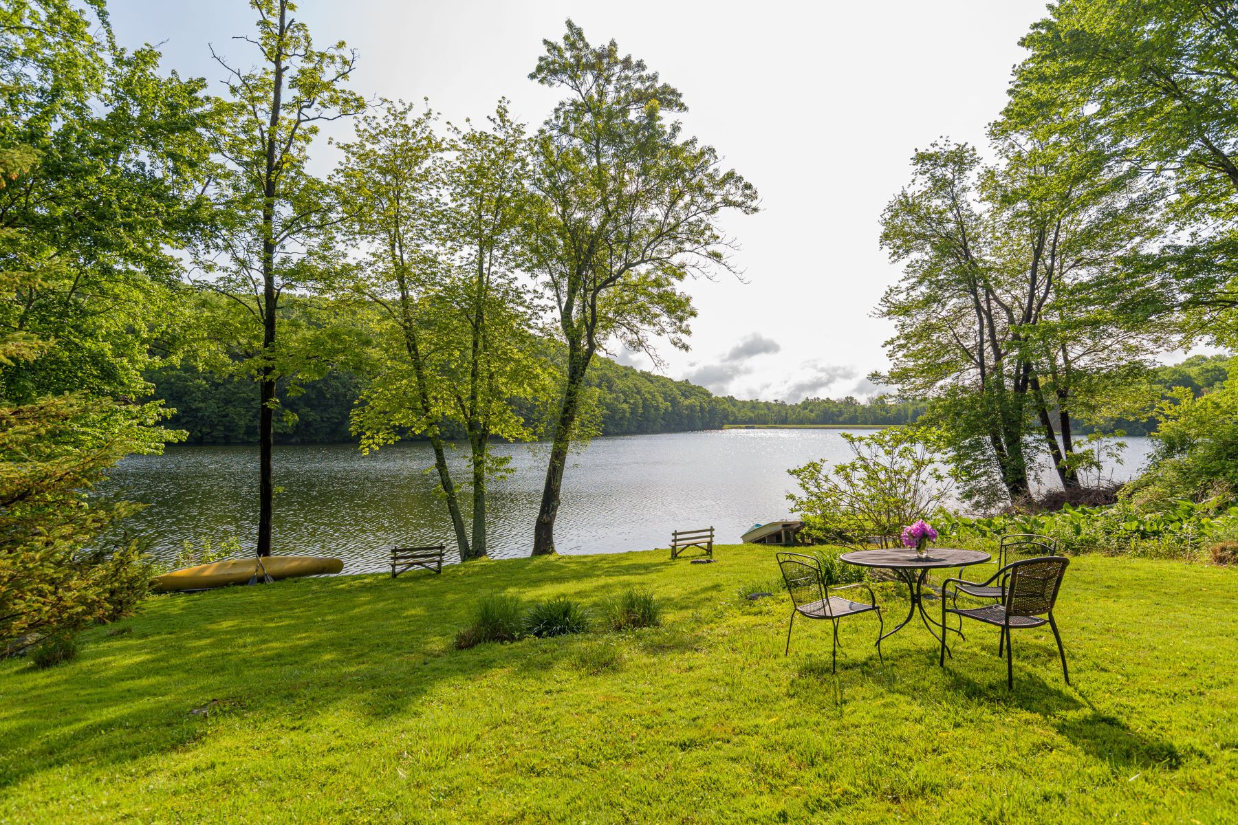 single family homes for Sale at Escape To Tranquility 29 Saddle Rock Road, Danbury, Connecticut 06811 United States