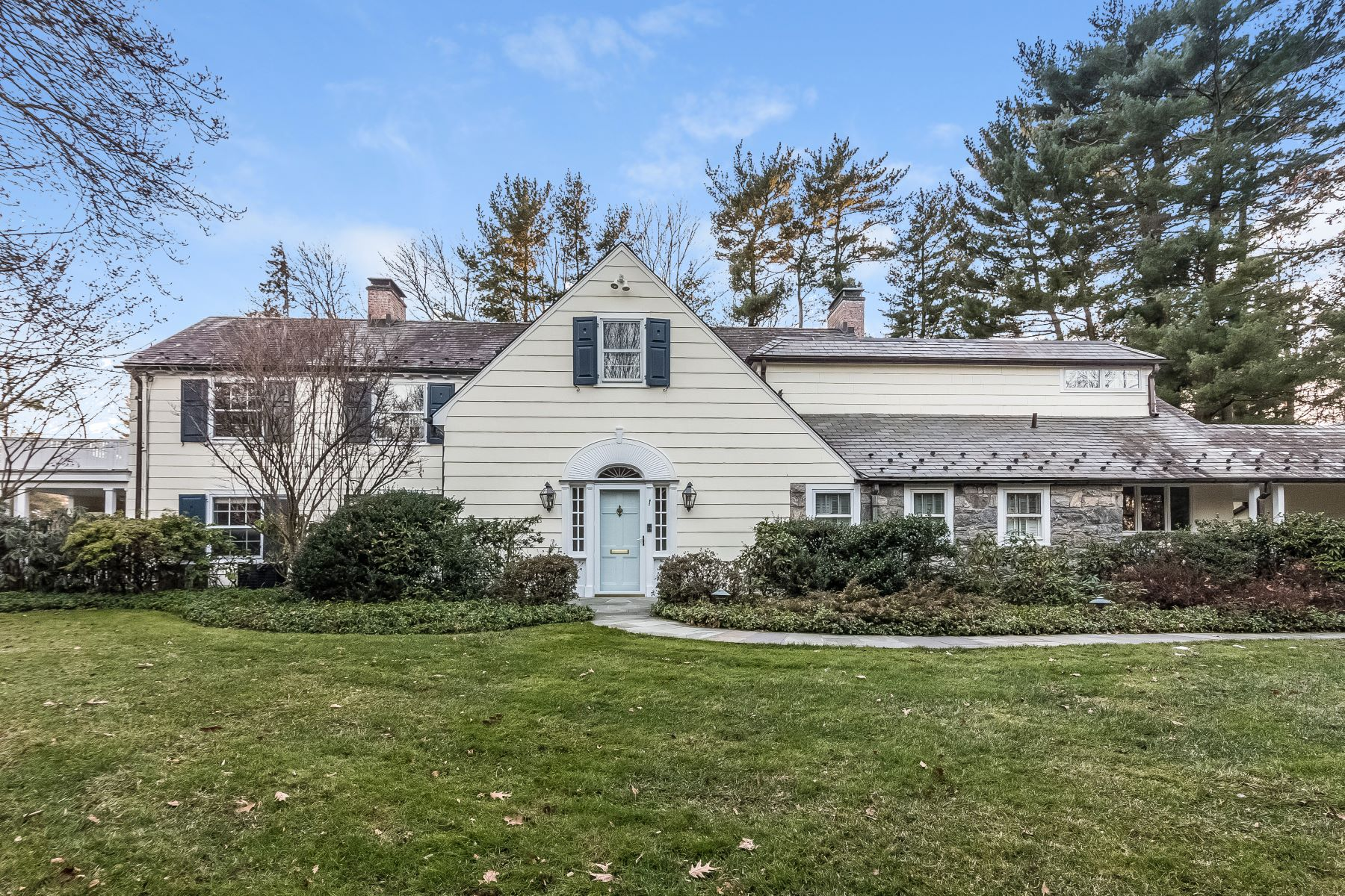 sales property at Delightful Scarsdale Colonial