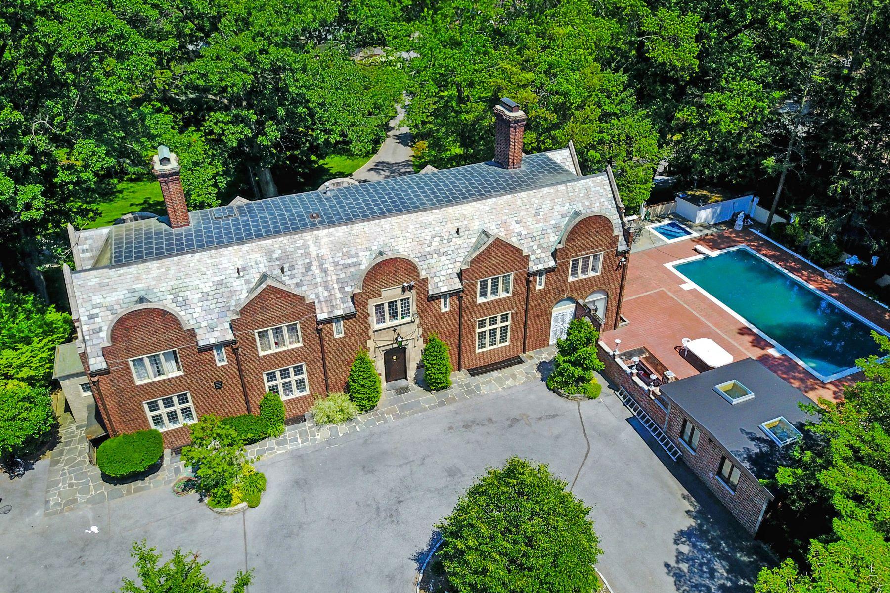 Single Family Homes 為 出售 在 Welcome To 45 Sunnybrook 45 Sunnybrook Road, Bronxville, 纽约 10708 美國