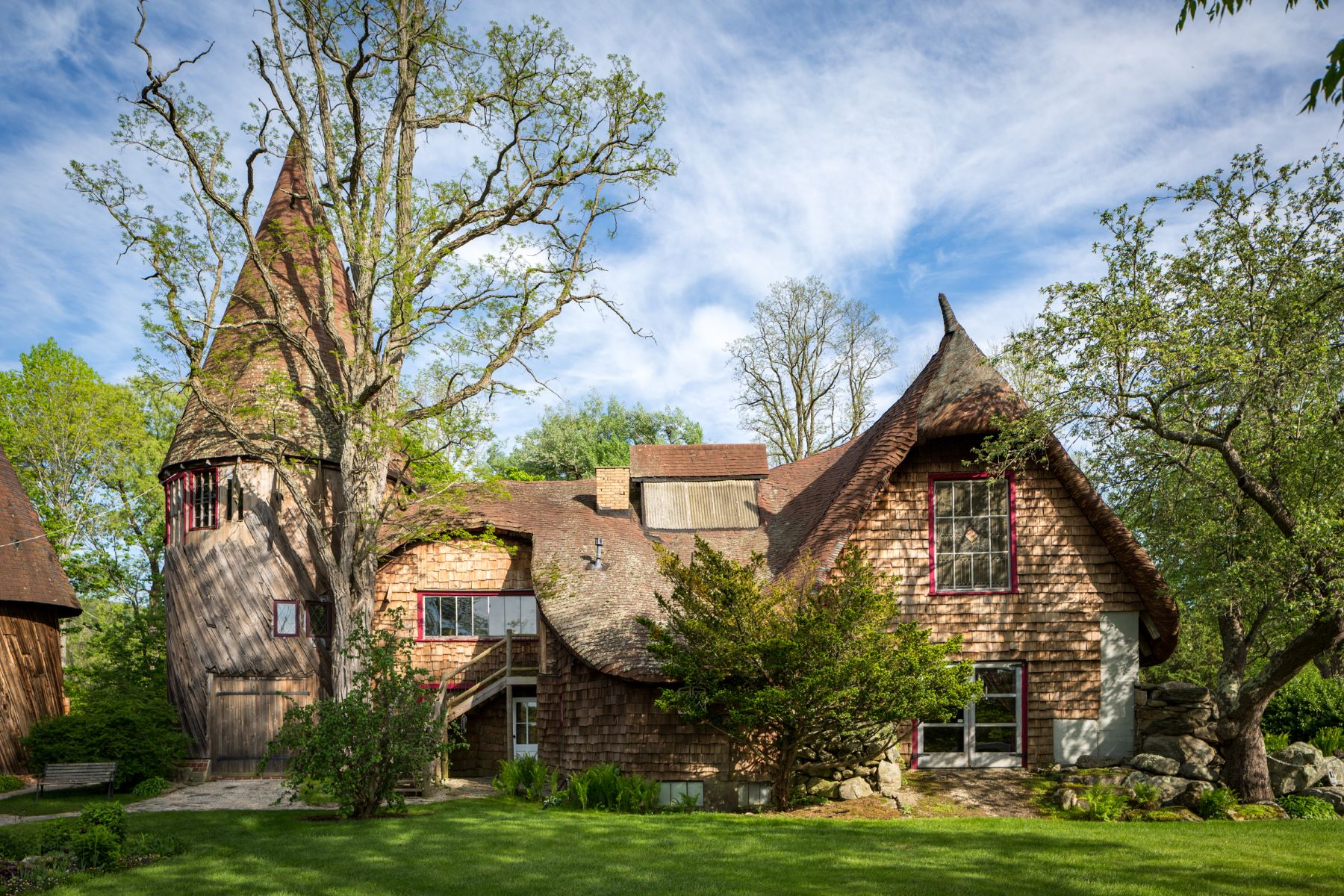 for Sale at A Real Life Fairy Tale in the Tyringham Hills 75-77 Main Rd Tyringham, Massachusetts 01264 United States