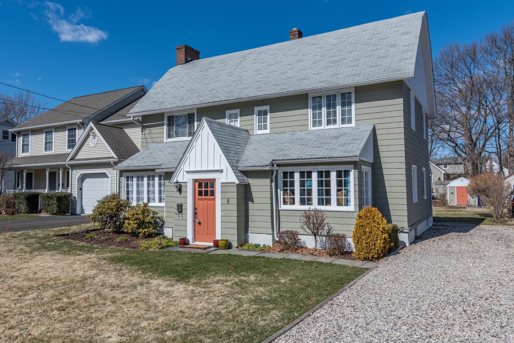 Single Family Home for Sale at Beautiful, Updated And Move-In Condition 5 Hazel Street, Norwalk, Connecticut, 06851 United States