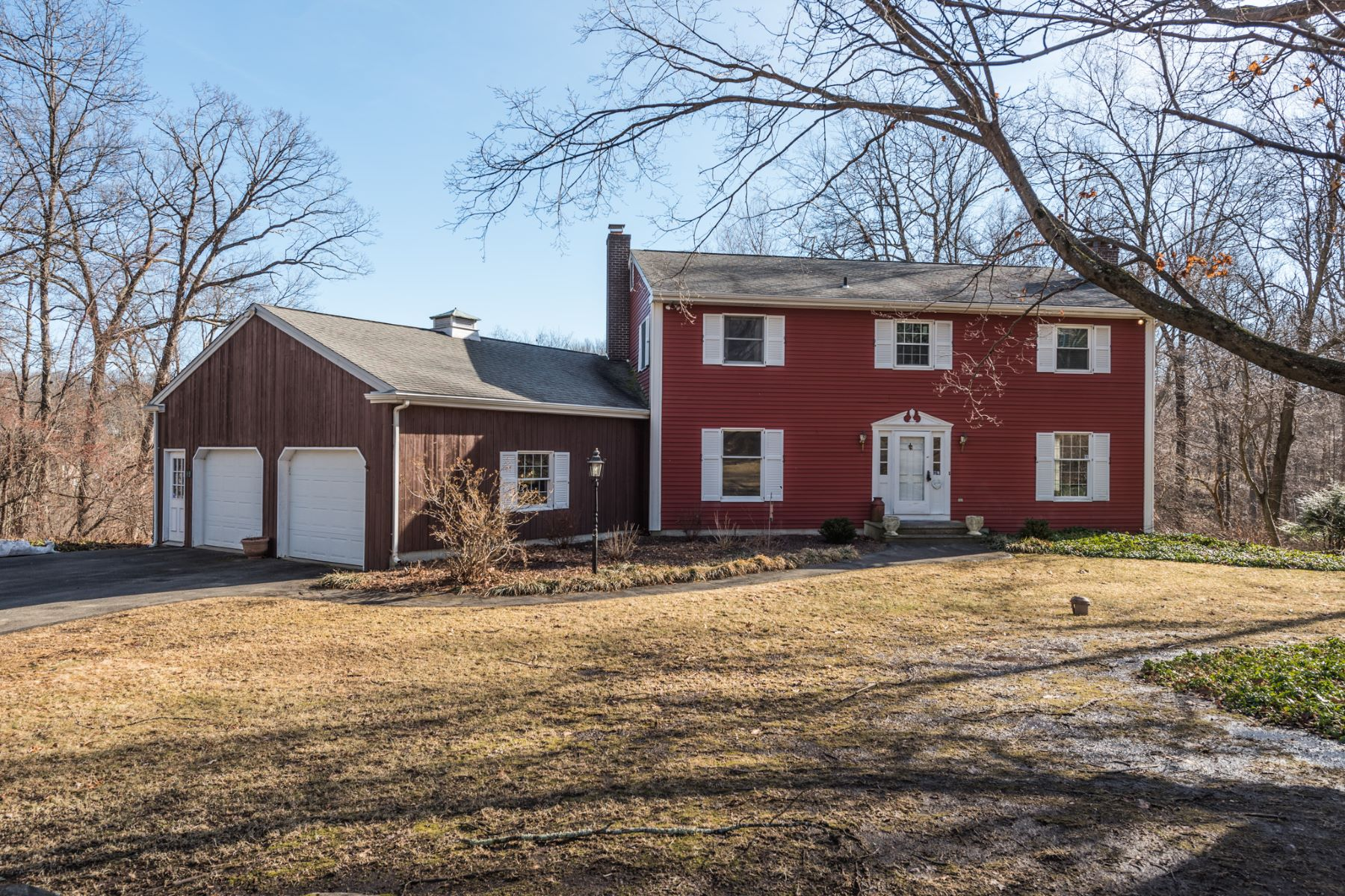 Single Family Home for Sale at Wedgewood Estates 42 Wedgewood Drive Danbury, Connecticut 06811 United States