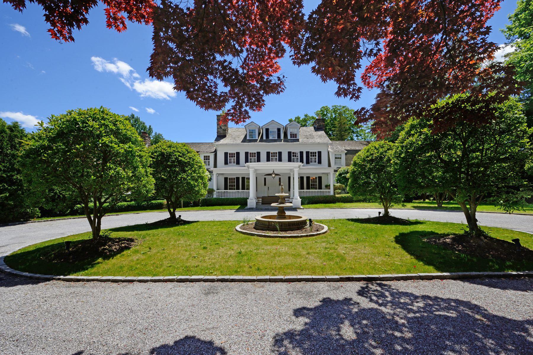 Single Family Homes 為 出售 在 Purchase, 纽约 10577 美國