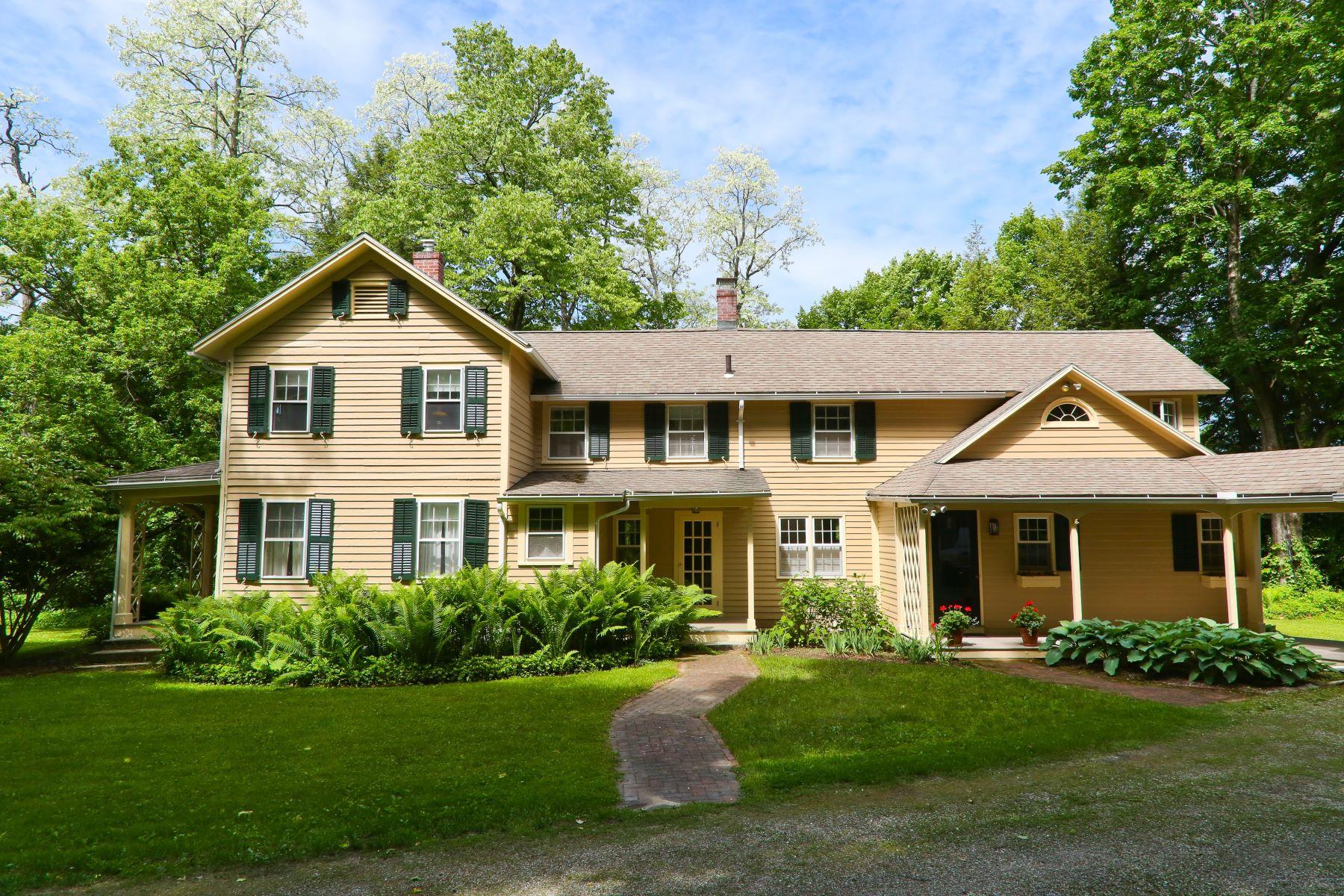 Single Family Home for Active at Golfer's Paradise 1 Main St Stockbridge, Massachusetts 01262 United States