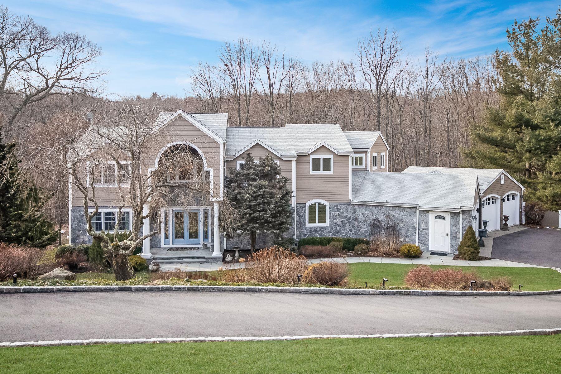 Eensgezinswoning voor Verkoop op Daniels Farm Colonial 101 Cranbury Drive, Trumbull, Connecticut 06611 Verenigde Staten