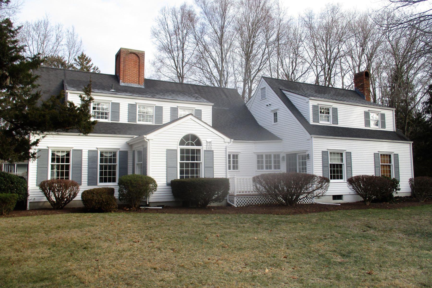 Частный односемейный дом для того Продажа на 75 Island Avenue Madison, Коннектикут, 06443 Соединенные Штаты