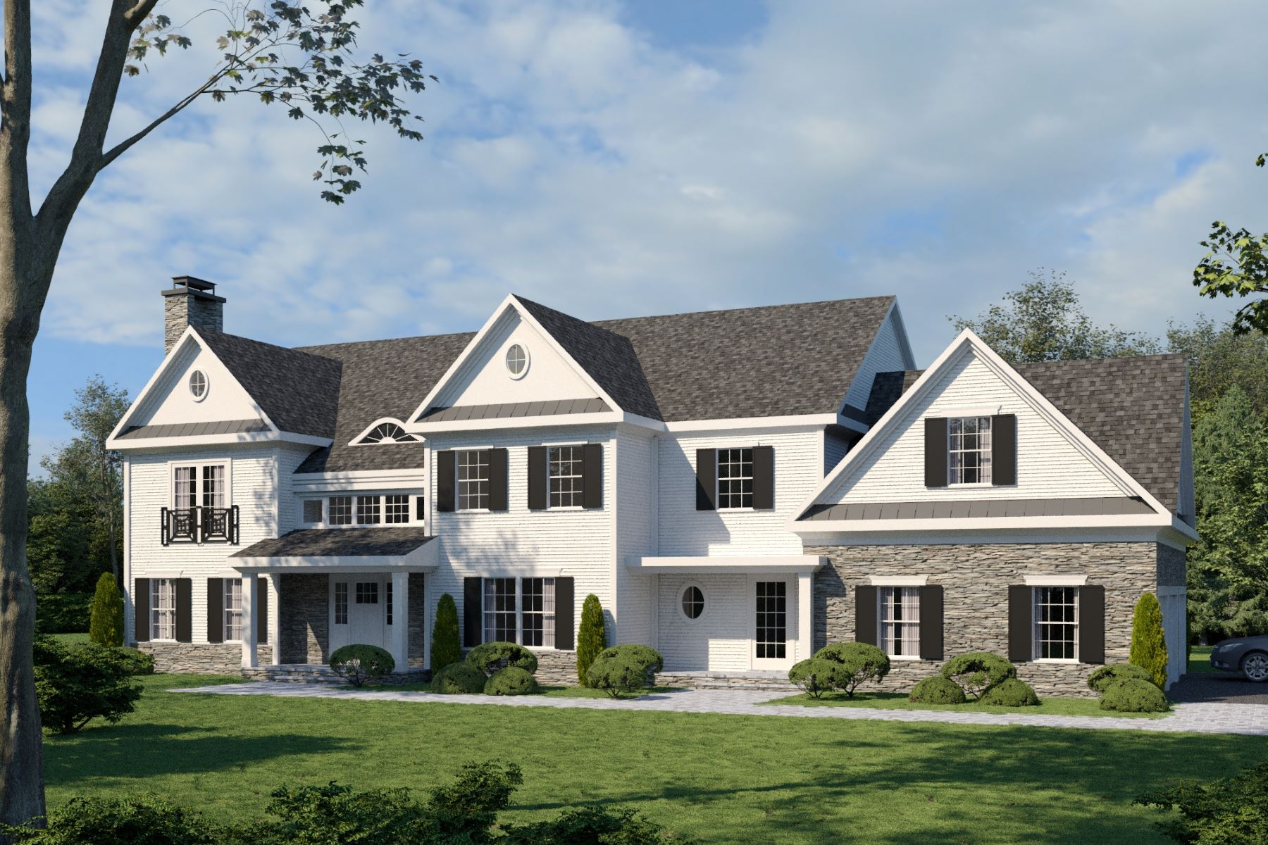 Single Family Homes for Active at Welcome to Chauncey Estates! 12 Chauncey Circle Ardsley, New York 10502 United States
