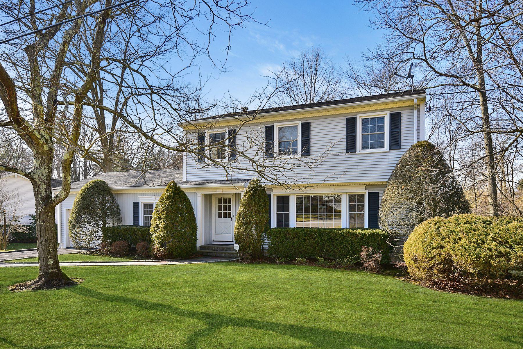 独户住宅 为 销售 在 Scarsdale Park Community 86 Tewkesbury Road, 斯卡斯代尔, 纽约州, 10583 美国