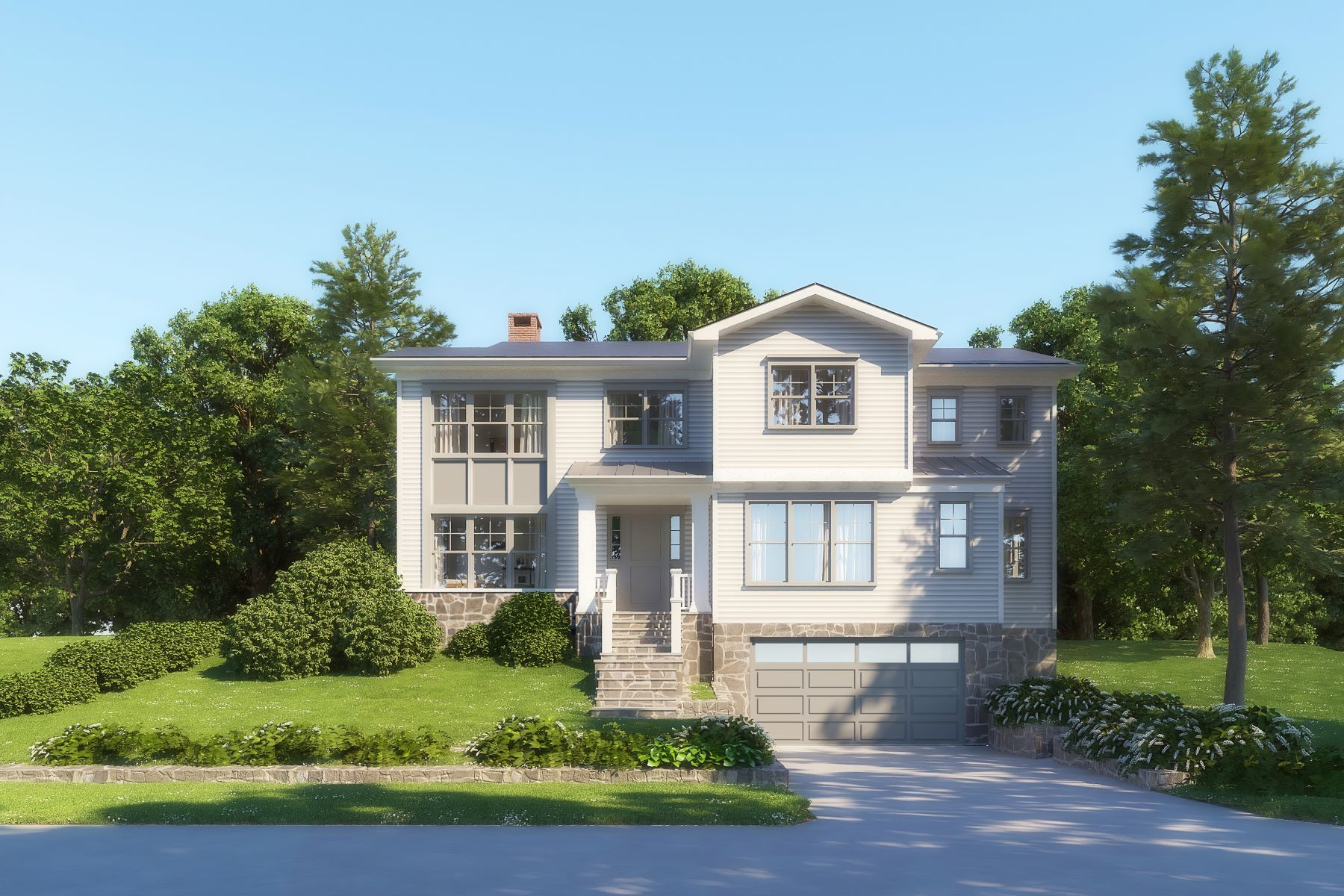 Single Family Homes for Active at 85 Colonial Avenue Larchmont, New York 10538 United States