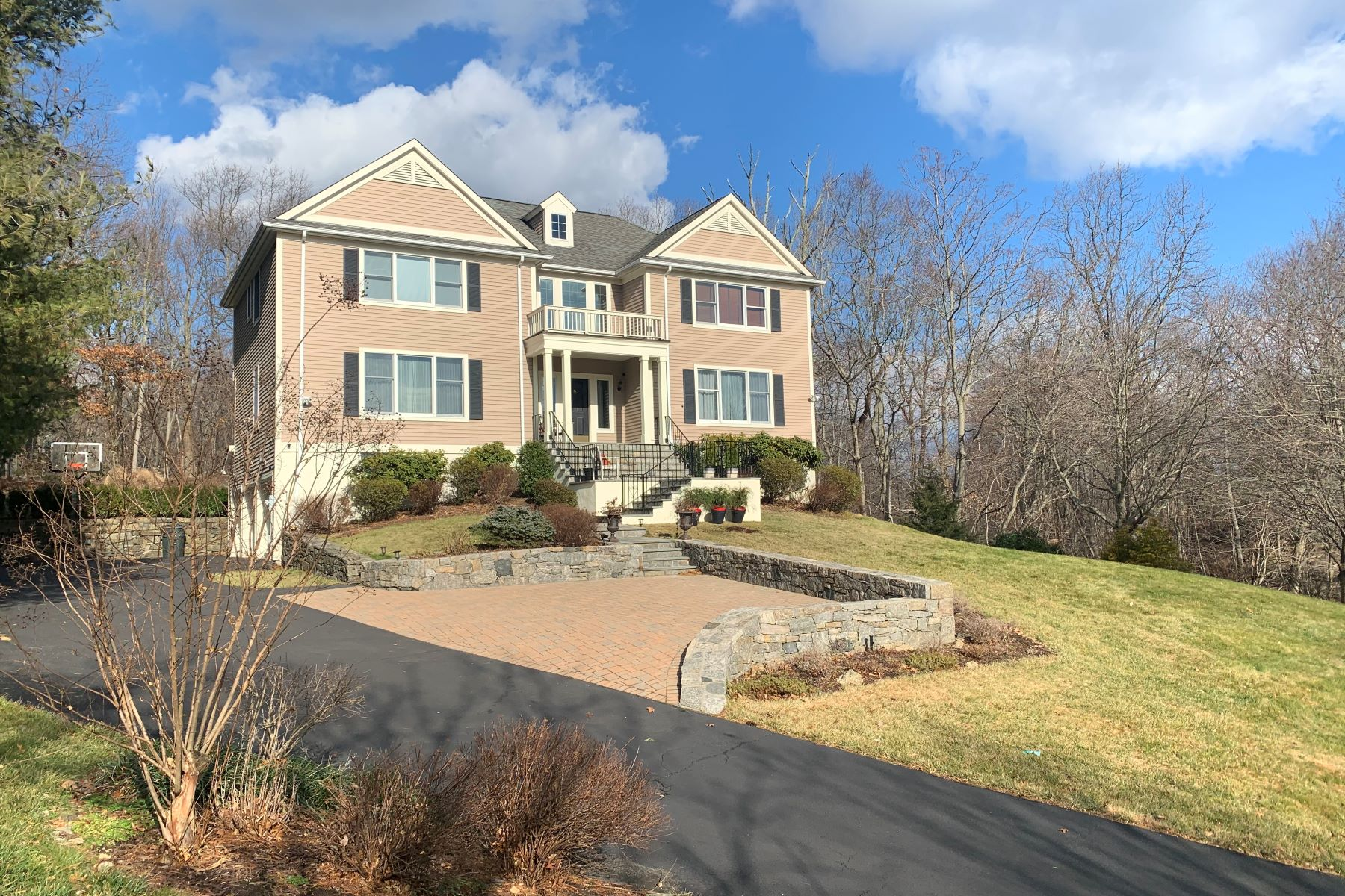 Single Family Homes for Active at 99 Stonewall Circle West Harrison, New York 10604 United States