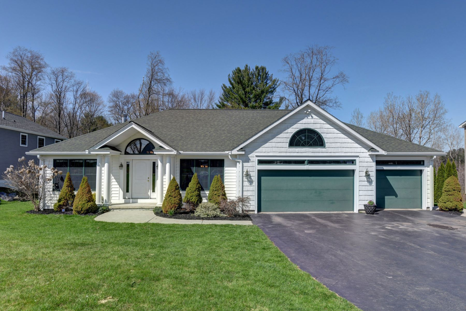 Single Family Home for Active at Custom Quality Built One Level Living 436 Gale Ave Pittsfield, Massachusetts 01201 United States