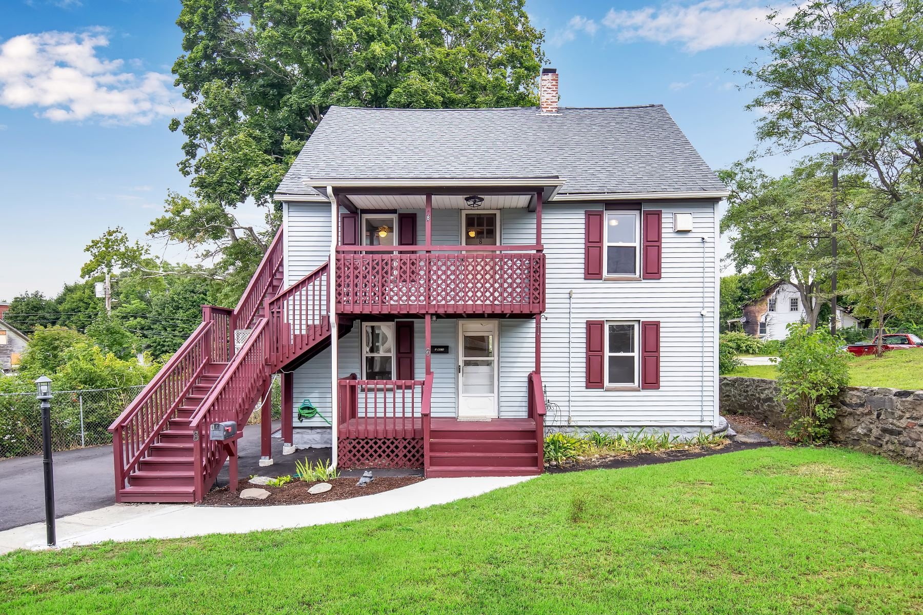 for Sale at Remodeled 2 Unit Home! 6-8 Main Street Griswold, Connecticut 06351 United States