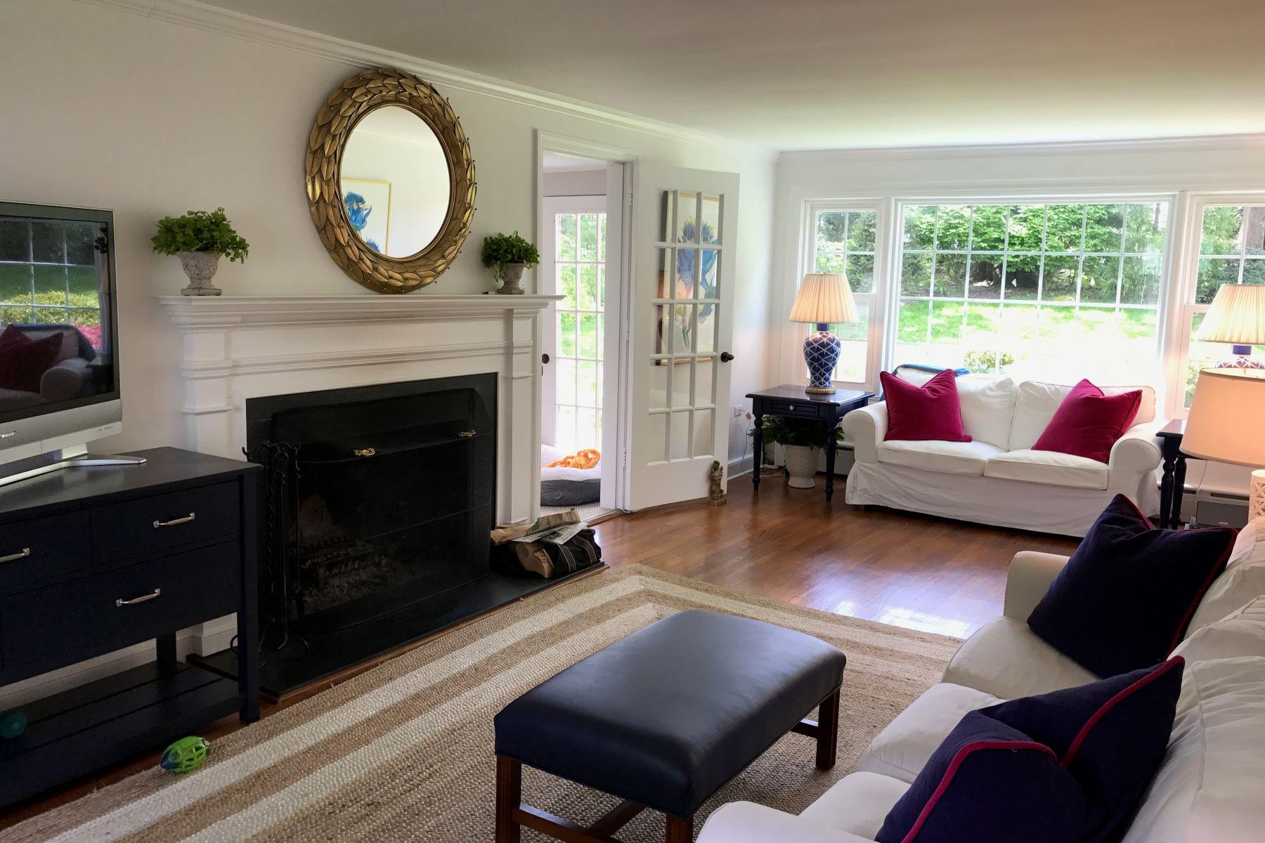 独户住宅 为 出租 在 106 Kimberly Place 新迦南, 康涅狄格州, 06840 美国