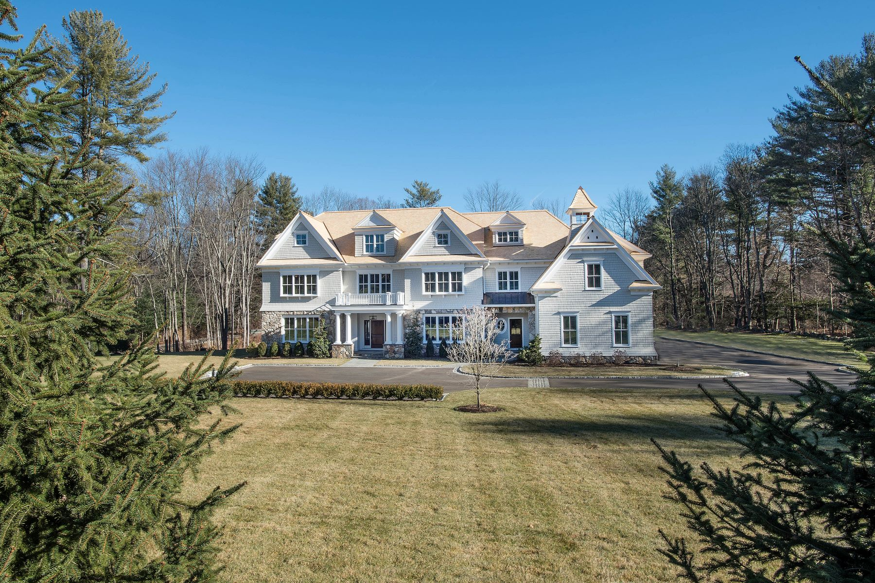 Single Family Home for Sale at The Best in New Construction 375 West Road, New Canaan, Connecticut, 06840 United States