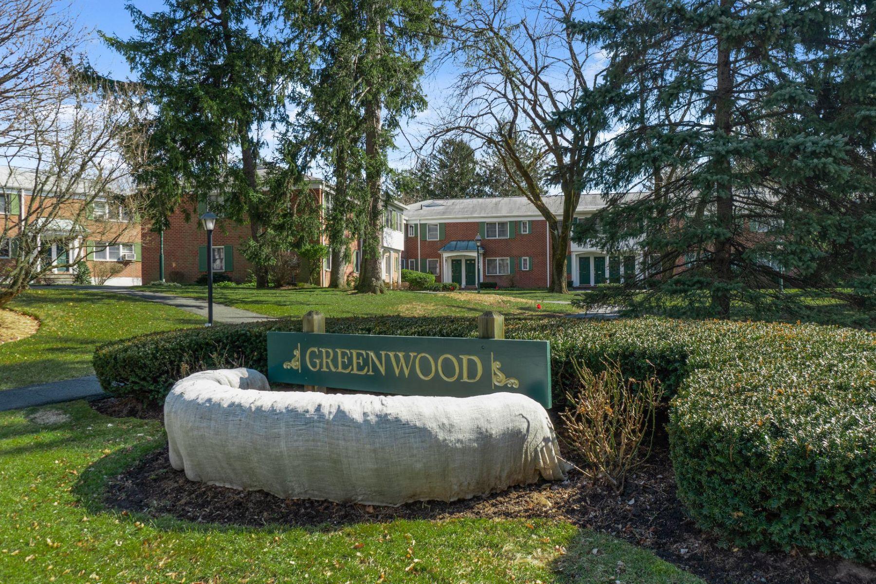 Condominiums 為 出售 在 600 Bedford Road, 7, Pleasantville, 纽约 10570 美國