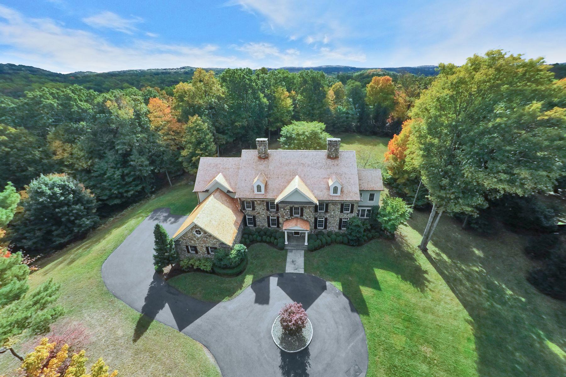 Single Family Homes för Försäljning vid Bedford Corners, New York 10549 Förenta staterna