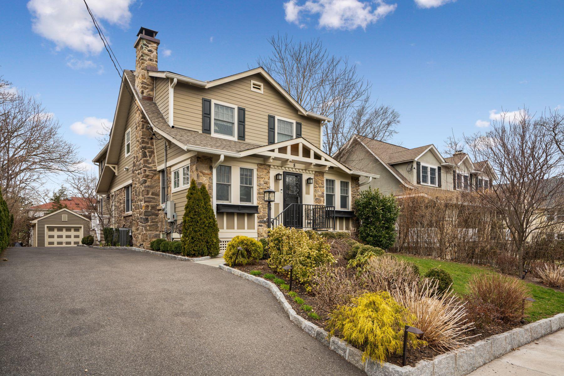 Casa Unifamiliar por un Alquiler en 8 Summit Avenue 8 Summit Avenue Larchmont, Nueva York 10538 Estados Unidos