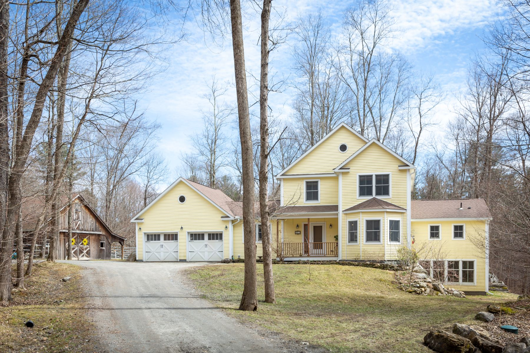 Single Family Home for Active at Welcome to Singing Tree Farm 351 West Rd Richmond, Massachusetts 01254 United States