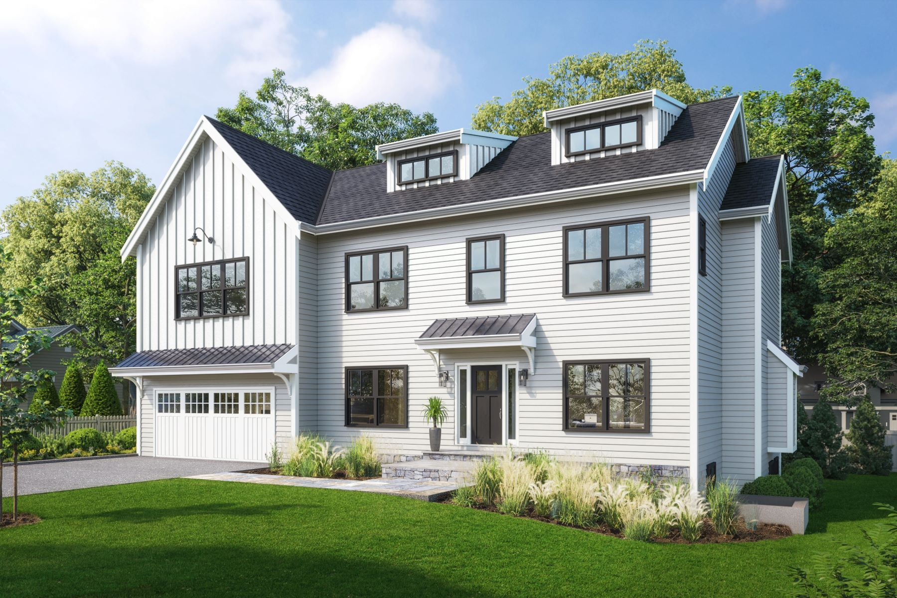 Single Family Homes for Active at New Construction in Long Lots! 17 Bauer Place Extension Westport, Connecticut 06880 United States