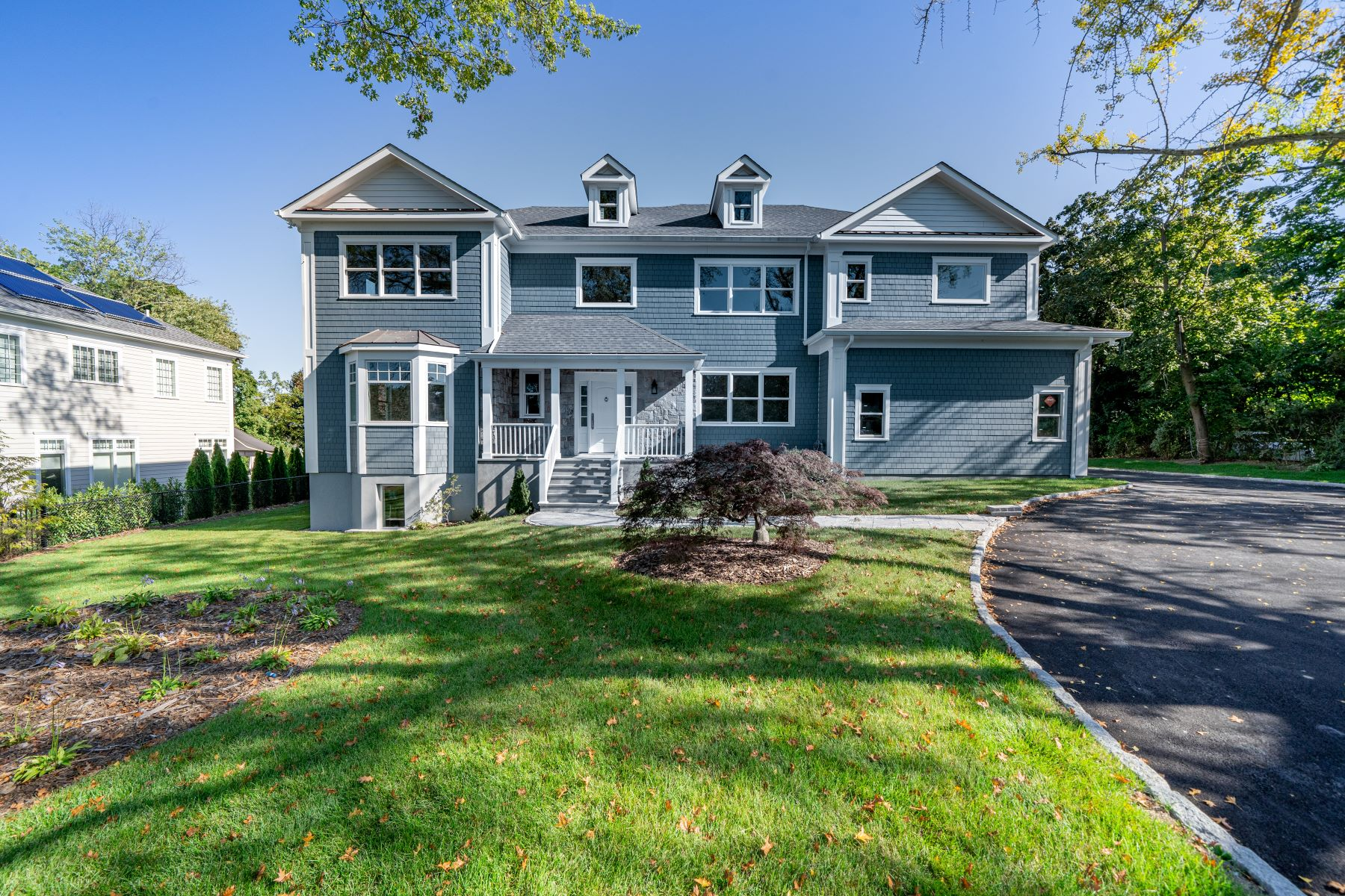 Single Family Homes for Sale at Sunny and Sophisticated New Construction 2 Fairway Drive Mamaroneck, New York 10543 United States