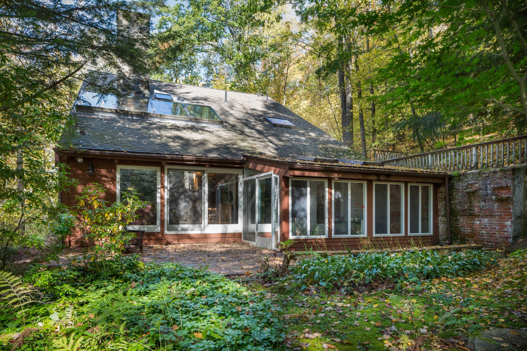Single Family Home for Sale at Superb Modern and Traditional Chalet 56 Lenox Rd West Stockbridge, Massachusetts 01266 United States