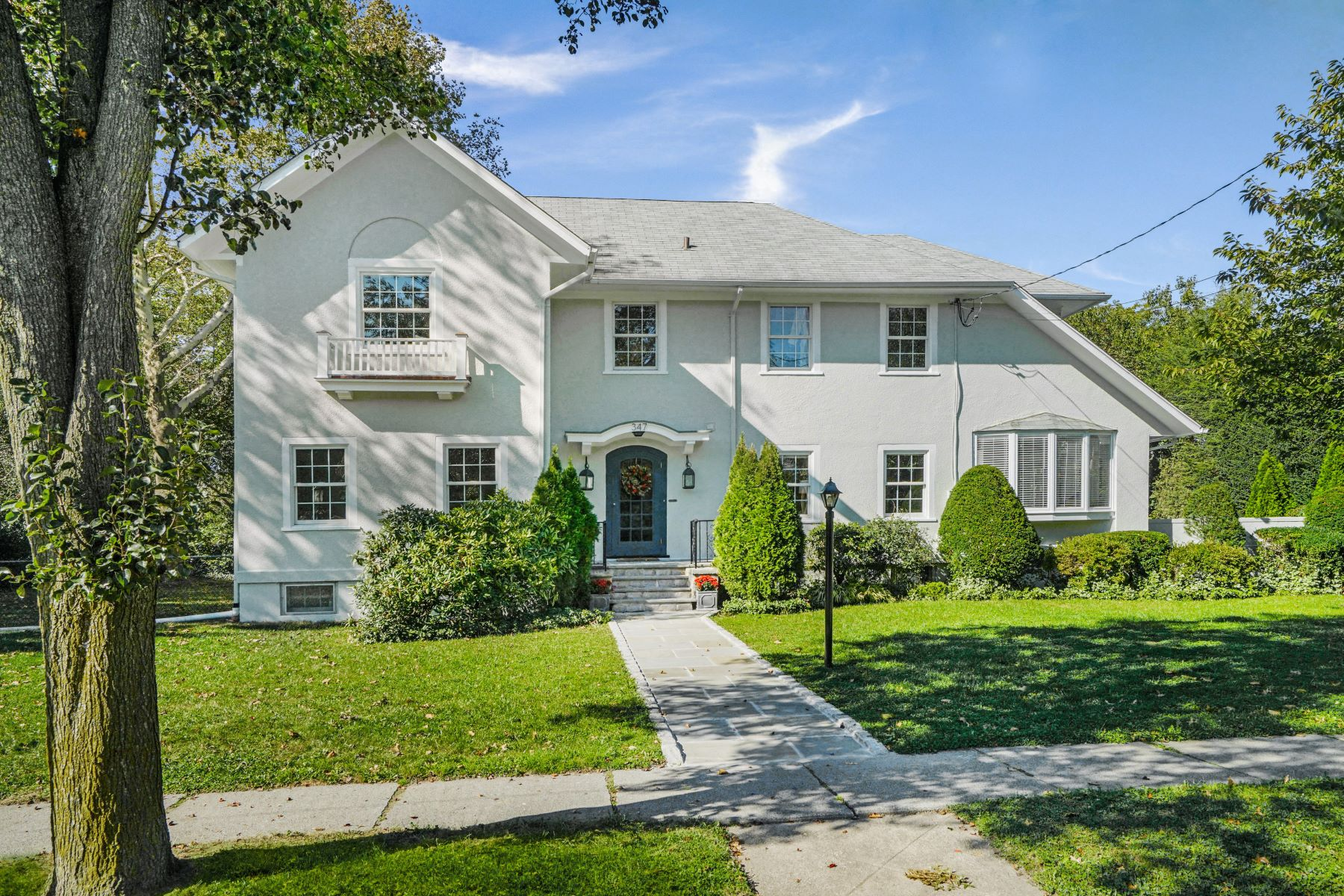 Single Family Home for Sale at Design Perfection 347 Highbrook Avenue Pelham, New York 10803 United States