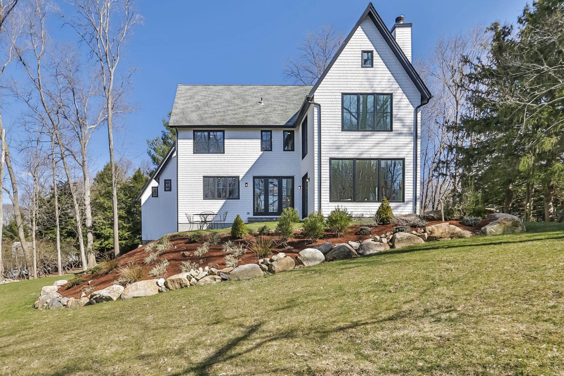 Eensgezinswoning voor Verkoop op 17 Crooked Trail Road Norwalk, Connecticut 06853 Verenigde Staten