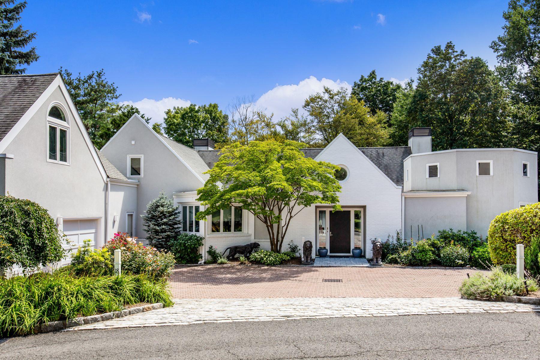 Single Family Homes por un Venta en 18 The Crossing Purchase, Nueva York 10577 Estados Unidos
