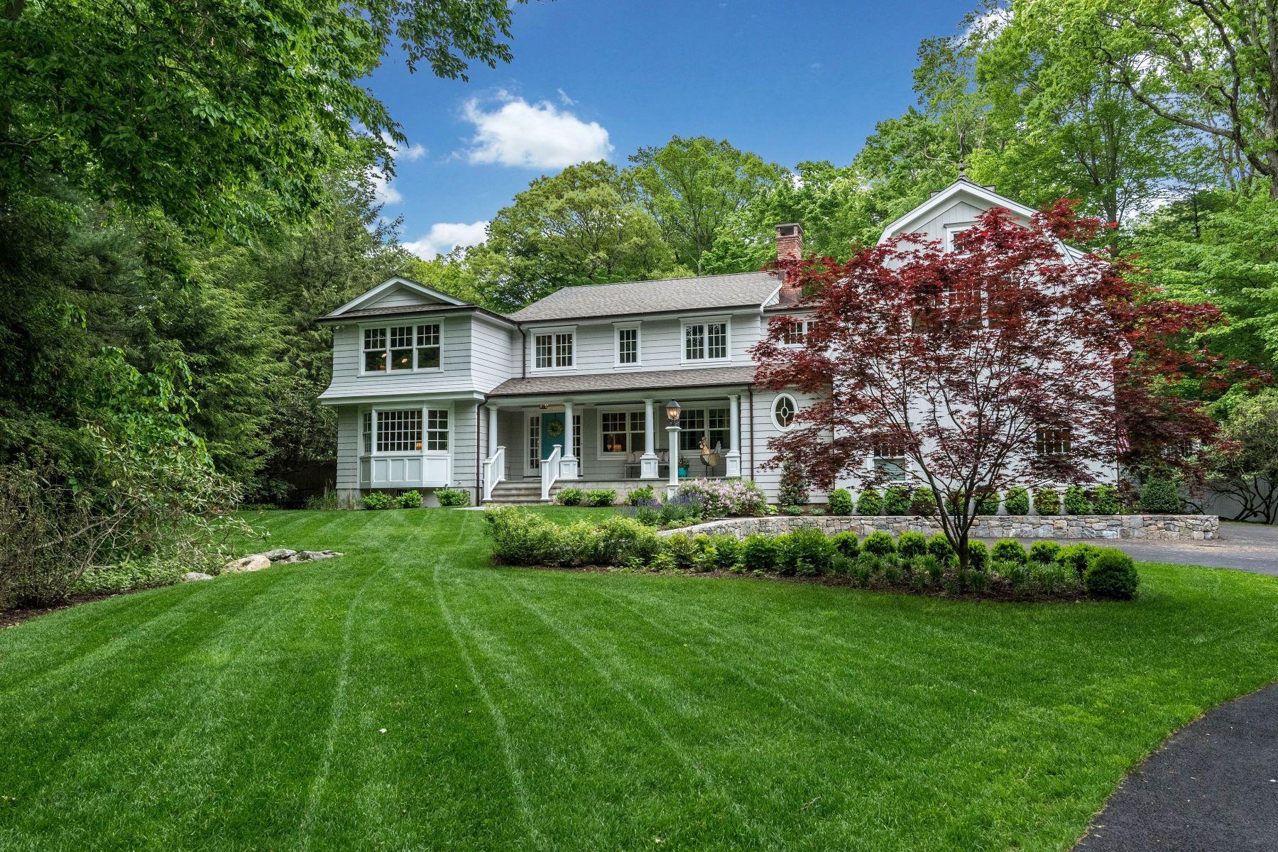 Частный односемейный дом для того Продажа на 33 Crooked Mile Road 33 Crooked Mile Road Darien, Коннектикут 06820 Соединенные Штаты